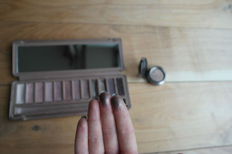 Urban Decay Naked 3 D