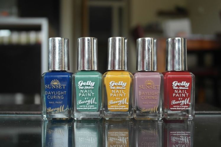 Barry M Fall 1