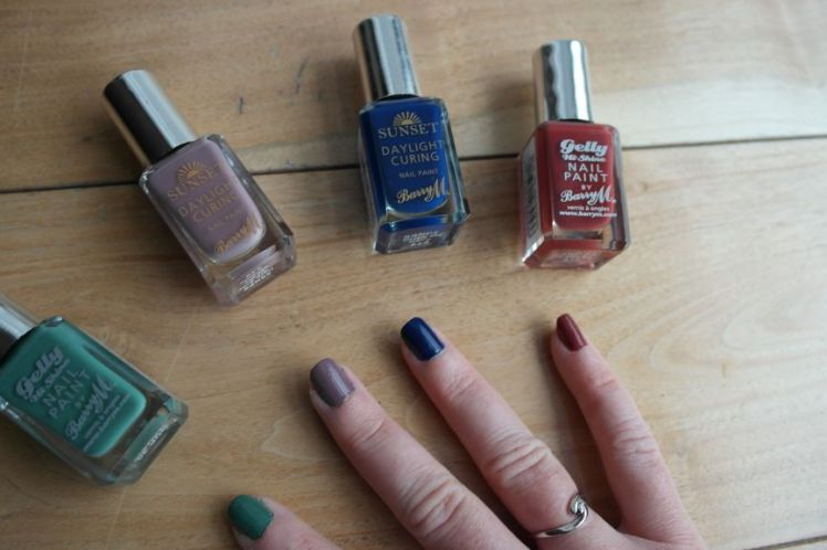 Barry M Fall 6