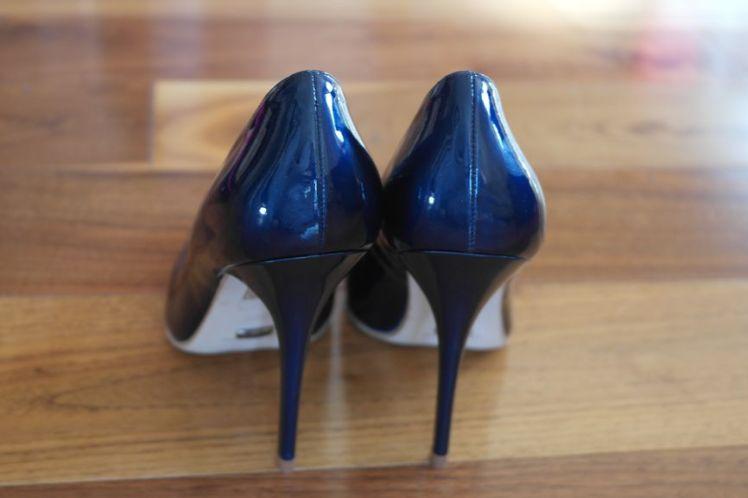 Buffalo Heels Blue - Escarpins - Bleu D