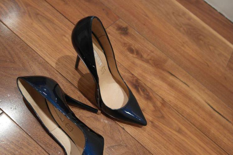 Buffalo Heels Blue - Escarpins - Bleu F