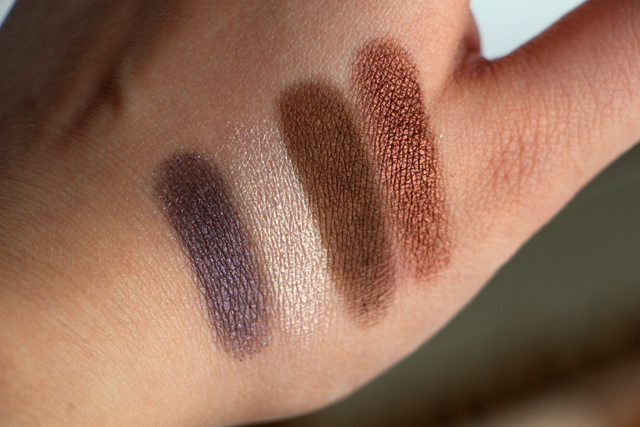 Too Faced - Chocolate Bar - Swatch Lodoesmakeup 4