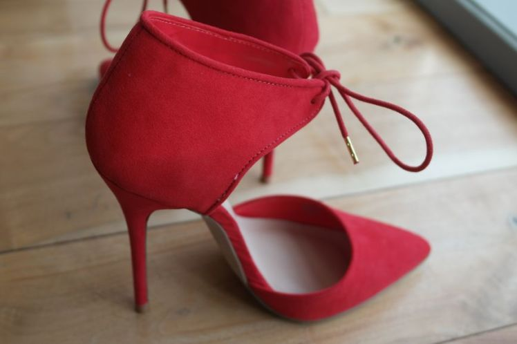 Escarpins rouges - Kurt Geiger - Red Heels A