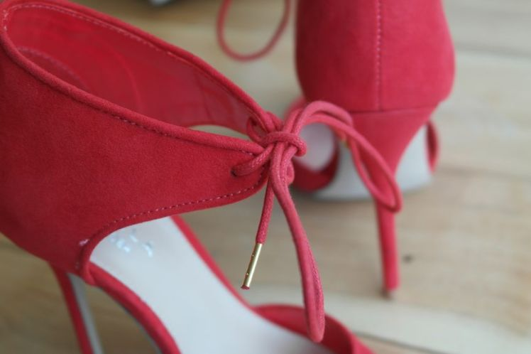 Escarpins rouges - Kurt Geiger - Red Heels B