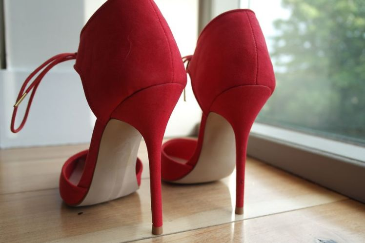 Escarpins rouges - Kurt Geiger - Red Heels C