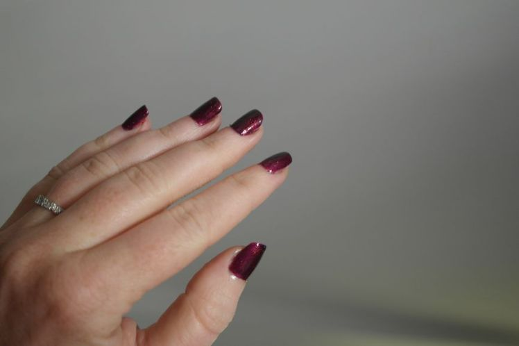 Nail polish Coronation Cirques Colors and Jeannie Vianney A