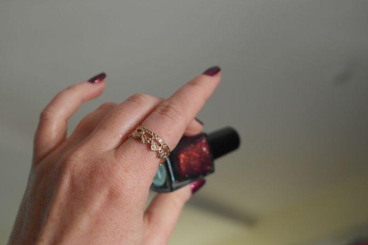 Nail polish Coronation Cirques Colors and Jeannie Vianney B