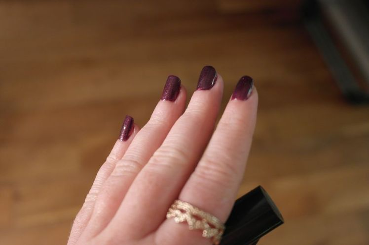 Nail polish Coronation Cirques Colors and Jeannie Vianney C