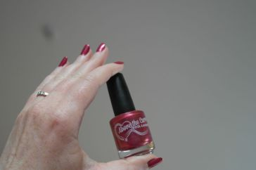 Nail polish Coronation Cirques Colors and Jeannie Vianney E