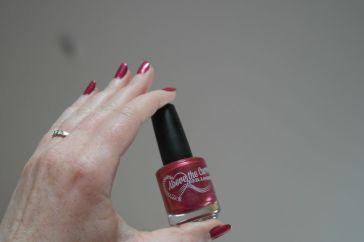 Nail polish Coronation Cirques Colors and Jeannie Vianney E
