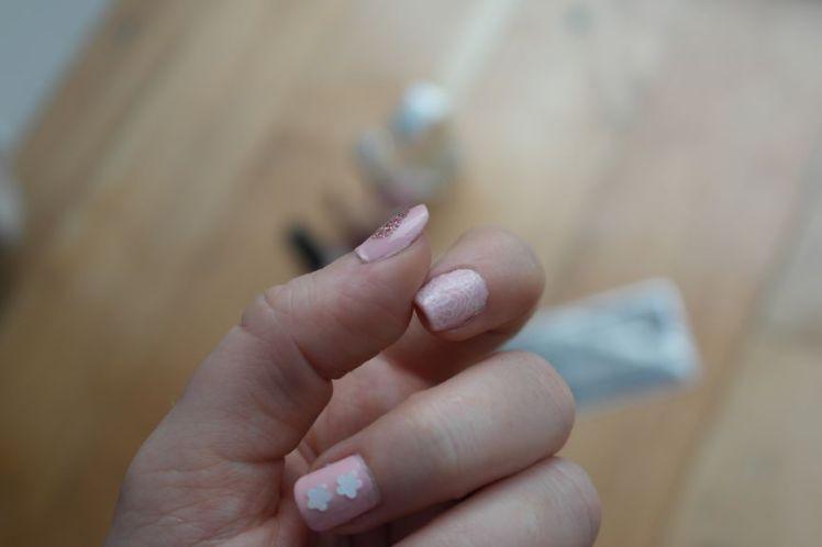 Nailstorming Concours La Discrète NPA - Discrètement technique L