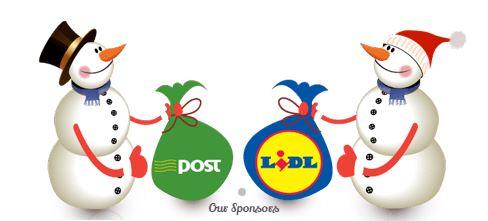 Christmas FM - Sponsors - Post Lidl