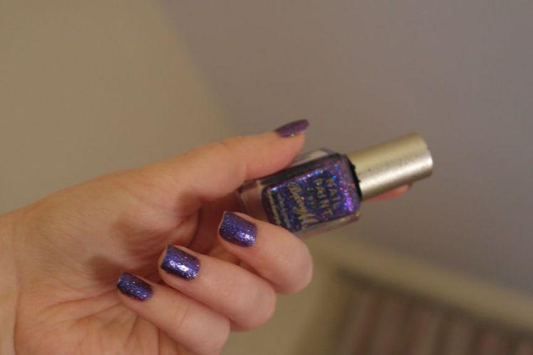 Comment enlever les vernis à paillettes facilement - How to remove glitter nail polish easily H
