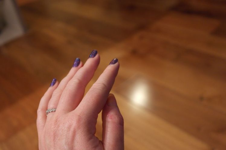 Comment enlever les vernis à paillettes facilement - How to remove glitter nail polish easily I