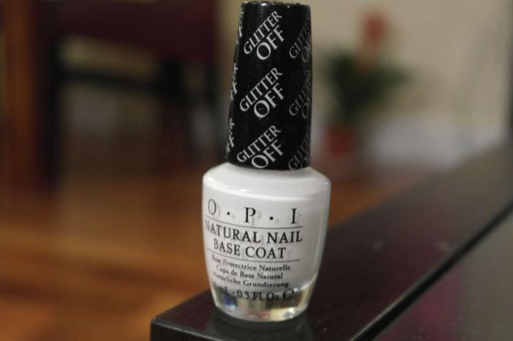 Comment enlever les vernis à paillettes facilement - How to remove glitter nail polish easily L
