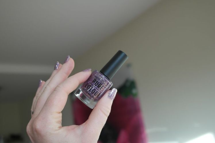 Vernis New Look - Pure Colour - 59 Purple Pattern A