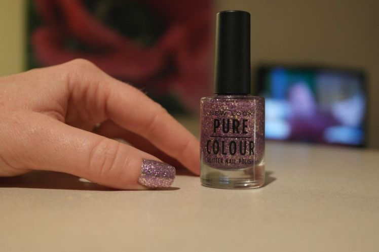 Vernis New Look - Pure Colour - 59 Purple Pattern E