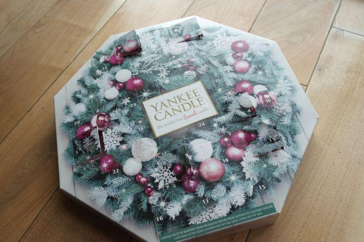 Yankee Candle Calendrier de l'Avent - Advent Calendar A