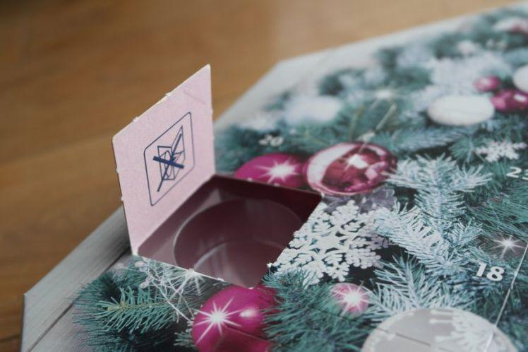 Yankee Candle Calendrier de l'Avent - Advent Calendar B