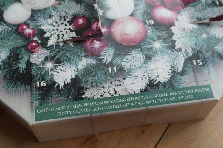 Yankee Candle Calendrier de l'Avent - Advent Calendar C