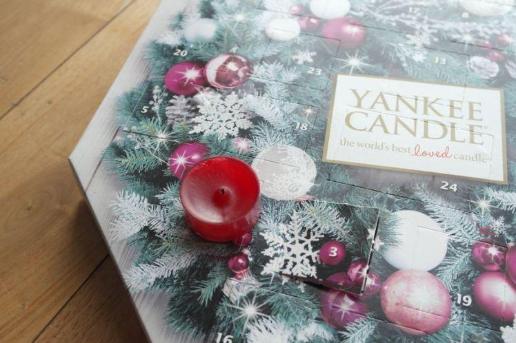 Yankee Candle Calendrier de l'Avent - Advent Calendar I