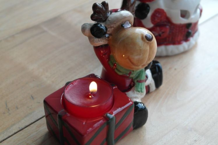 Yankee Candle Calendrier de l'Avent - Advent Calendar J