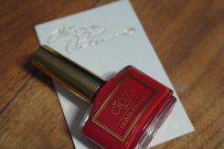 Ciate Oliva Parlermo My Go To Red - Vernis Rouge - Dup rouge Louboutin Vernie par la Vie