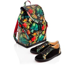 Escarpins Christian Louboutin Hawaii Kawaii Hawaiian collection Pigalle Follies Vernie Par La Vie S