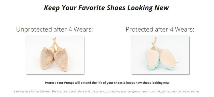 Protect Your Pumps PYP Comment proteger ses louboutin - semelles louboutin protection semelles rouges Y
