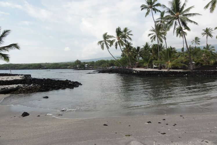 Voyage de noces à Hawaï - Big Island - Vernie par la Vie - O - Pu'uhona O Honauau National Historical Park