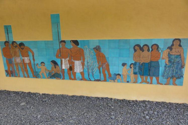 Voyage de noces à Hawaï - Big Island - Vernie par la Vie - P - Pu'uhona O Honauau National Historical Park