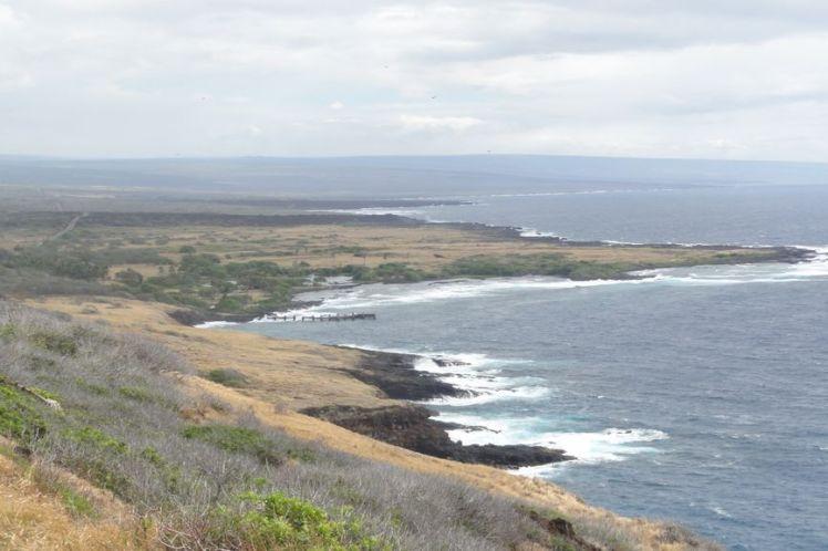 Voyage de noces à Hawaï - Big Island - Vernie par la Vie - R - Black Sand Beach