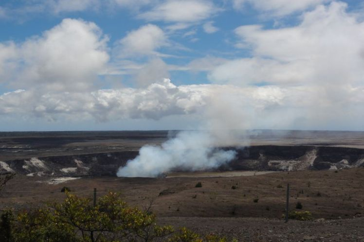 Voyage de noces à Hawaï - Big Island - Vernie par la Vie - W - Volcano and craters