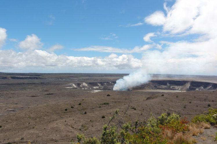 Voyage de noces à Hawaï - Big Island - Vernie par la Vie - X - Volcano and craters