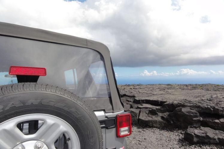 Voyage de noces à Hawaï - Big Island - Vernie par la Vie - Y - Volcano and craters