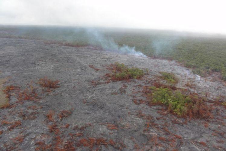 Voyage de noces à Hawaï - Big Island - Vernie par la Vie - ZR - Helicopter Tour