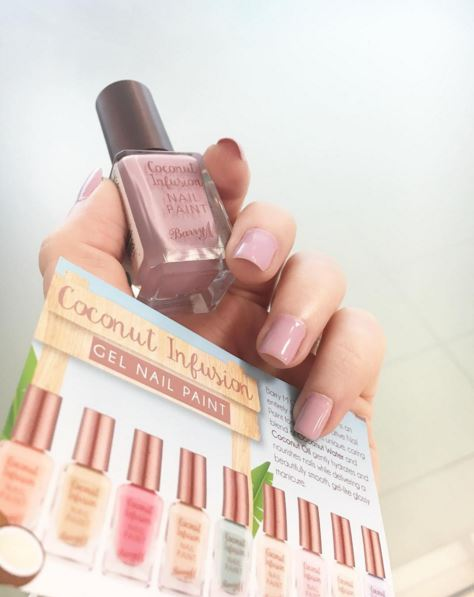 Barry M - Coconut Infusion G