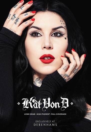 Kat Von D - Concours - Vernie Par La Vie 1