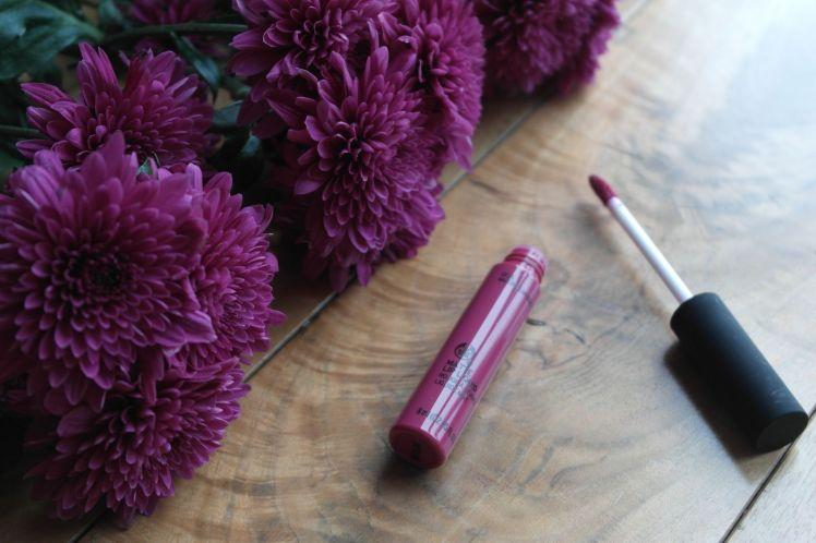 The Body Shop - Matte Lip Liquid - Rouge à lèvre liquide