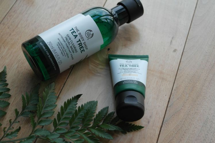 The Body Shop - Arbre à thé - Tea tree - Beauté B.jpg