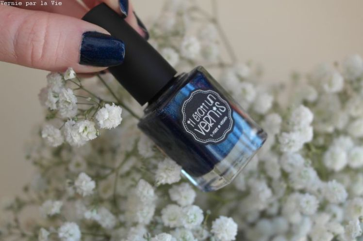 Il Etait un vernis - Girls nigh out - Vernis bleu (2)