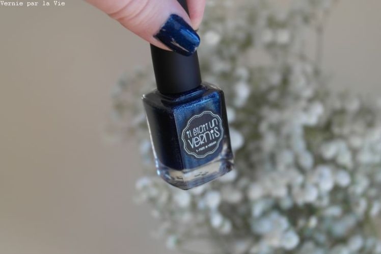 Il Etait un vernis - Girls nigh out - Vernis bleu (4)