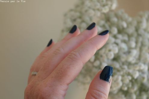 Il Etait un vernis - Girls nigh out - Vernis bleu (9)