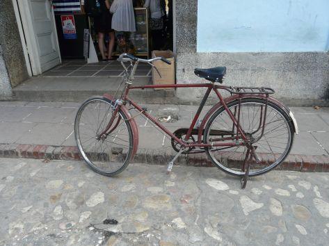 Trinidad velo bike
