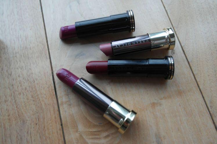 Urban Decay - Vice lipstick - Rouge à lèvres D