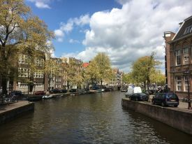 Amsterdam - Séjour Netherlands P