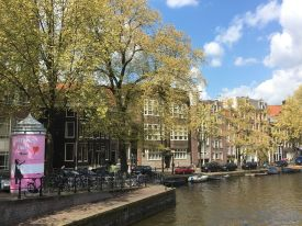 Amsterdam - Séjour Netherlands Q