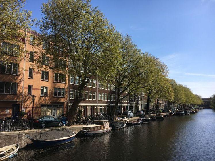 Amsterdam - Séjour Netherlands U