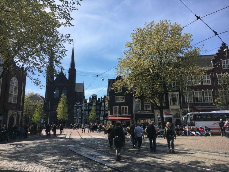 Amsterdam - Séjour Netherlands W