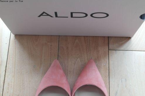 Aldo Staycey nouveaux escarpins suede saumon (5)